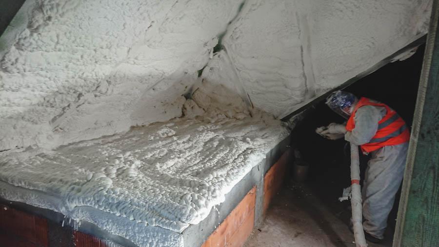 Izolacje/ocieplenia domów jednorodzinnych