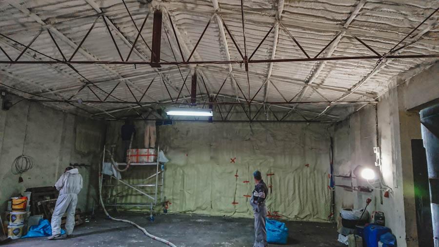 Izolacje iocieplenia budynków przemysłowych igospodarczych
