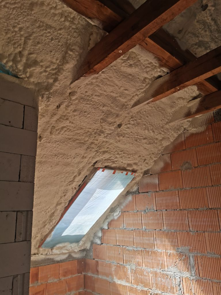 Ocieplanie zabudowy szeregowej