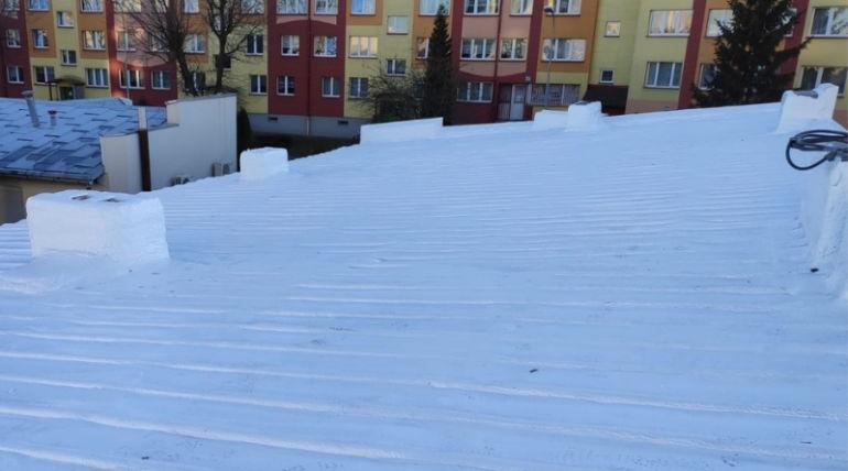 Ocieplanie dachu płaskiego – Lubin