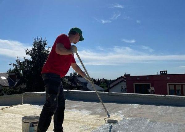Hydroizolacja dachów płaskich wLegnicy
