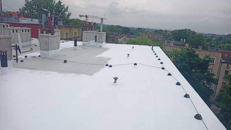 Hydroizolacja dachu płaskiego Zabrze