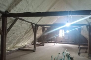 Ocieplanie stropu poliuretanem Lwówek Śląski